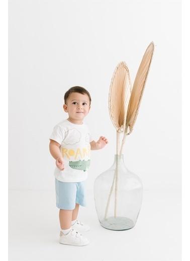 Panolino  Erkek Bebek Takım 17532 Ekru